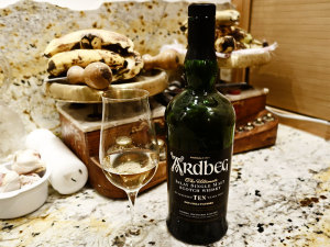 The Ardbeg Islay Single Malt Scotch is considered as the peatiest and smokiest whisky around the world.