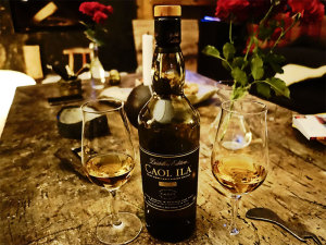 Caol Ila scotch single malt destillers edition