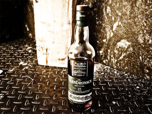 Glen Dronach 15 years scotch single malt whisky