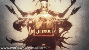 Aromatic Single Malt from the Isle of Jura
